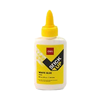 Deli E39446 白膠漿 White Glue (80ml)