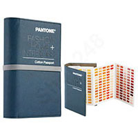 Pantone FASHION, HOME + INTERIORS COLOR COTTON PASSPORT