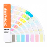Pantone PASTELS & NEONS (Coated & Uncoated)