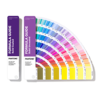 Pantone COLOR FORMULA GUIDE (Solid Coated & Uncoated)