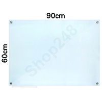 Magnetic Tempered Glass Whiteboard 磁性強化玻璃白板 60x90cm